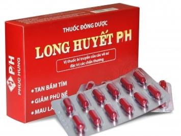 Long huyết P/H có tốt không ?