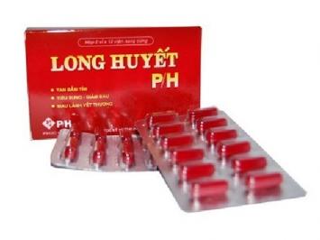 Thuốc Long Huyết P/H có tốt không?
